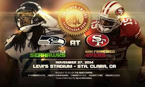 things to if attending 49ers vs seahawks ninerfans