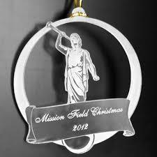 custom mission field lds ornaments naag tag