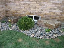 Pictures Of Rock Gardens Landscaping River Rock Landscaping For Your Exterior Backyard