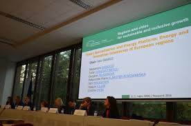 smart specialisation in energy and innovation in european regions
