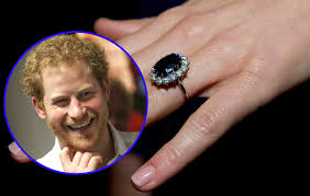 ring diana prince harry originally owned princess diana s engagement ring