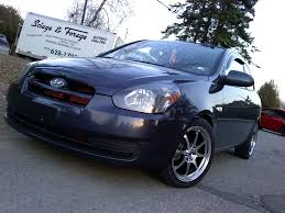 2009 hyundai accent information and photos zombiedrive