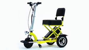 triaxe scooter retail