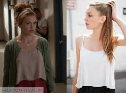 lydia martin hairstyles lydia 4x05 fashion from tv pinterest brandy melville teen