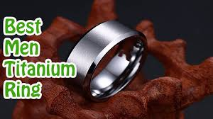 titanium rings for men pros and cons best men titanium ring ring men titanium black titanium ring for