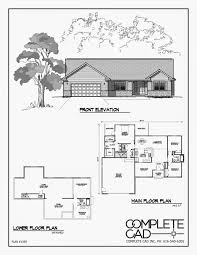 floor plan ranch style house plans wheelchair accessible handicap