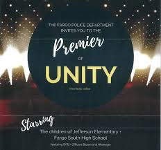 Fargo Open Friday After Thanksgiving Unity Premiers At The Fargo Theater The Fargo Project