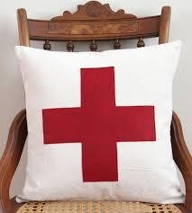 swiss cross pillow cover u2013 red home decor u0026 lighting lori todd