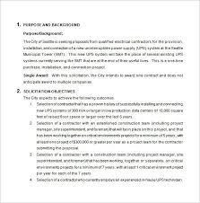 bid proposal sample painting bid proposal form sample proposal