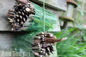 simple bug hotel for kids red ted art u0027s blog