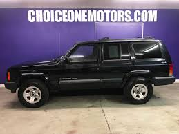purple jeep cherokee 2000 used jeep cherokee sport 4x4 good tires low miles at choice