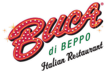 buca di beppo italian restaurant thankgiving day