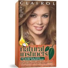 natural instincts crema keratina blonde hair colors clairol