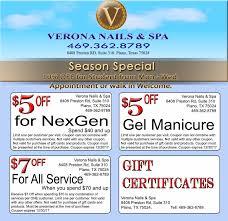 texas 75024 welcome to verona nails u0026 spa the best
