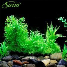 Aquarium Aquascaping Aliexpress Com Buy 2017 Saim 7inch Aquarium Artificial Plant