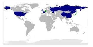 map russia to usa if russia the usa and china teamed up could they take the