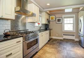Steel Kitchen Backsplash Kitchen Backsplash Subway Tile Kitchen With Subway Tile And