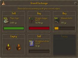 how to have a rich magic pure in runescape 8 steps