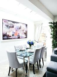 Dining Room Glass Kitchen Dining by Dining Room Glass Top Table Inspiration For A Large Timeless