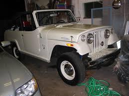 1970 jeep commando interior member
