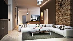 top living room stone wall design home design great interior