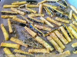 cuisiner des courgettes au four courgettes en bâtonnets épicées cuisine de gut