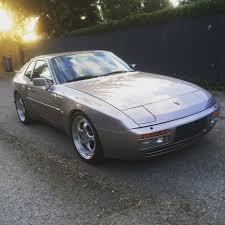 porsche 944 silver 1988 porsche 944 turbo s silver rose edition u2013 okotoks collector car