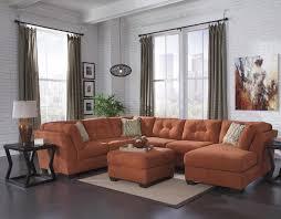 Ashley Furniture Microfiber Sectional Decorating Black Leather Ashley Furniture Sectional Sofa With