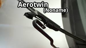 nissan micra quietscht beim fahren scheibenwischer wechseln noname aerotwin youtube