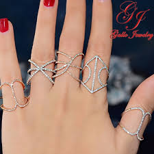 fashion cross rings images Lr01170 ladies criss cross diamond fashion ring jpg