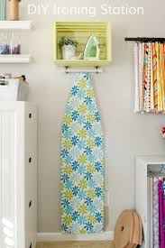Diy Laundry Room Decor by Best 25 Ironing Station Ideas Only On Pinterest Diy Ironing