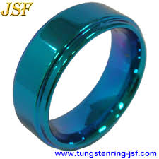 blue tungsten rings images Products tungsten rings tungsten wedding band black tungsten ring jpg