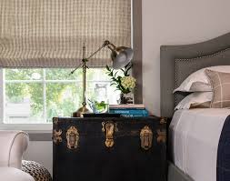 Trunk Bedside Table by Shopeac Vintage Trunks Emily A Clark