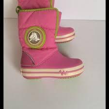 crocs light up boots crocs crocks light up boots from mm s closet on poshmark