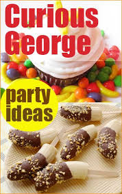 curious george party ideas best 25 curious george birthday ideas on curious
