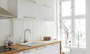 cuisines scandinaves cuisines scandinaves gallery of cuisine blanche bois galerie et