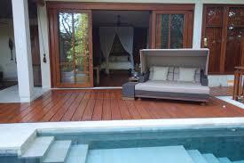 four seasons sayan bali one bedroom villa 52 youtube