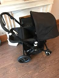 Bugaboo Cameleon 3 Sun Canopy by Bugaboo Cameleon 3 All Black Excellent Condition In Ashton In