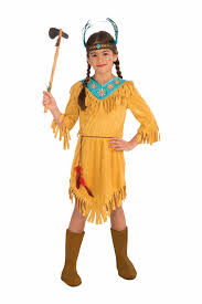 Flower Child Halloween Costume Kids Flower Girls Native American Costume 23 99