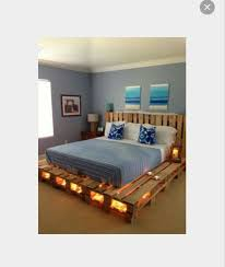 Diy Pallet Bed With Storage by 25 Best California King Bed Frame Ideas On Pinterest Queen Size