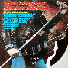 the corroseum the friday rock show lp 1981