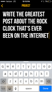 I Love Soccer Quotes by I Woke Up To The Rock U0027s Alarm Clock App Every Day For A Week And