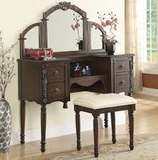 acme furniture ashton vanity set with mirror u0026 reviews wayfair