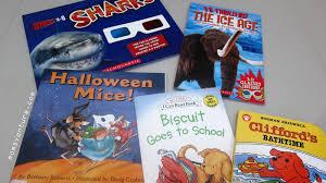 clifford halloween book mom u0027s venture