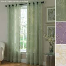 Pottery Barn Ruffle Blackout Panel by White Ruffle Blackout Curtains