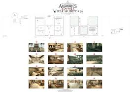 assassin u0027s creed 3 davenport manor floor plan by ultimatezetya on