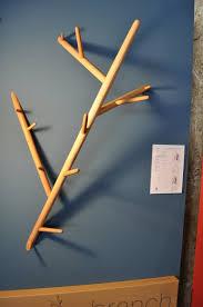 branch coat hanger by harry parr young for authentics contemporist