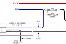 mallory ignition wiring diagram chevy mallory dist wiring diagram