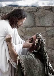 Jesus Healed The Blind Man Here U0027s Mud In Your Eye U0027 The Good News Herald