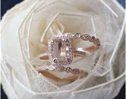 Wedding Rings Rose Gold by Ring Rose Gold Engagement Ring Wonderful Rose Gold Pearl Ring